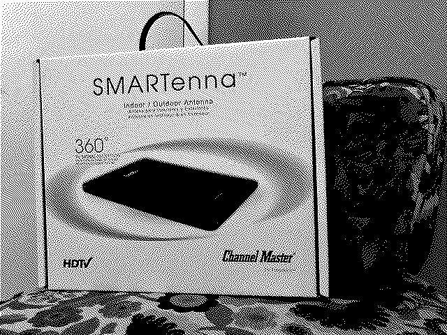 Channel Master Smartenna 3000-HD Packaging